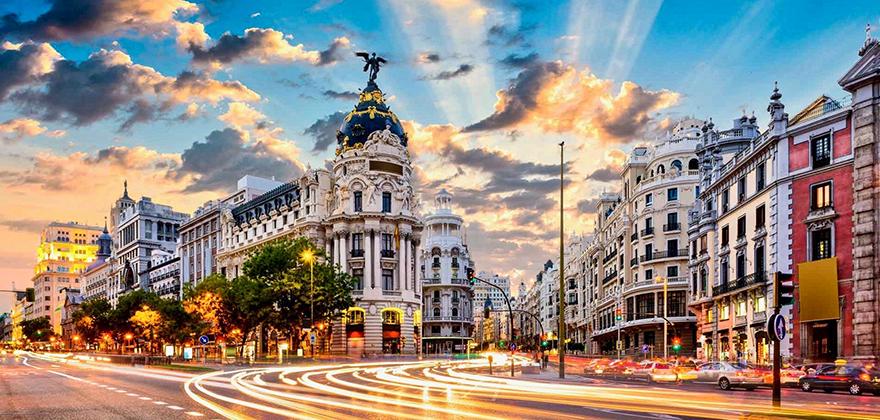 Madrid Via Record Go 2