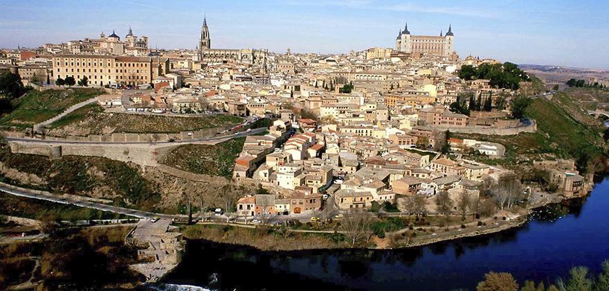 Toledo Spain. 19 aprile