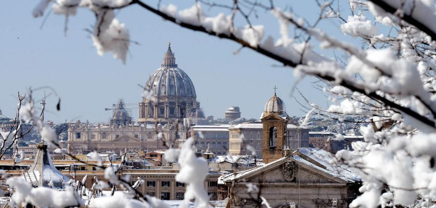 Florencia zima