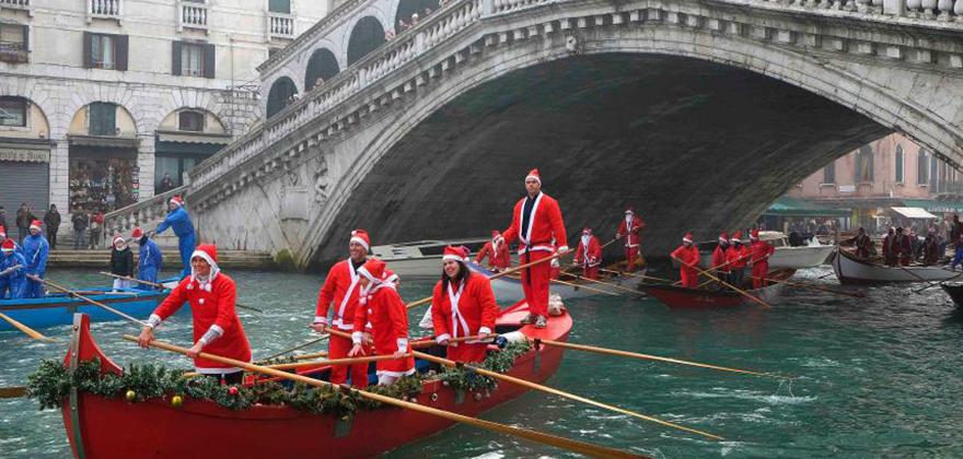 venezia new year