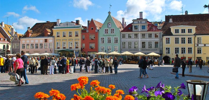 Круиз: Таллин-Хельсинки-Стокгольм-Осло-Копенгаген-Рига + Норвежские фьорды от 502 руб/8 дней
