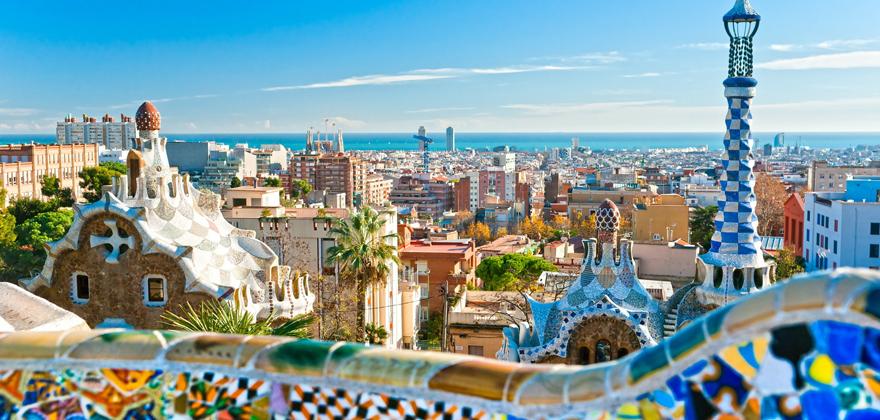 Испания. Отдых на побережье Коста-Дорада + Прага и Париж от 694 руб/13 дней