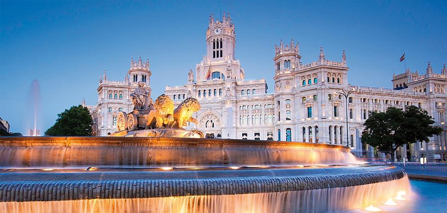 Португалия - Испания + Париж и Берлин (самолёт + автобус) от 454 руб/9 дней