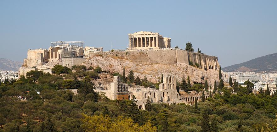 afiny akropol