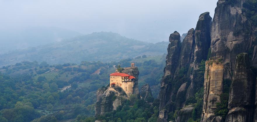 meteora monastery nikolaos