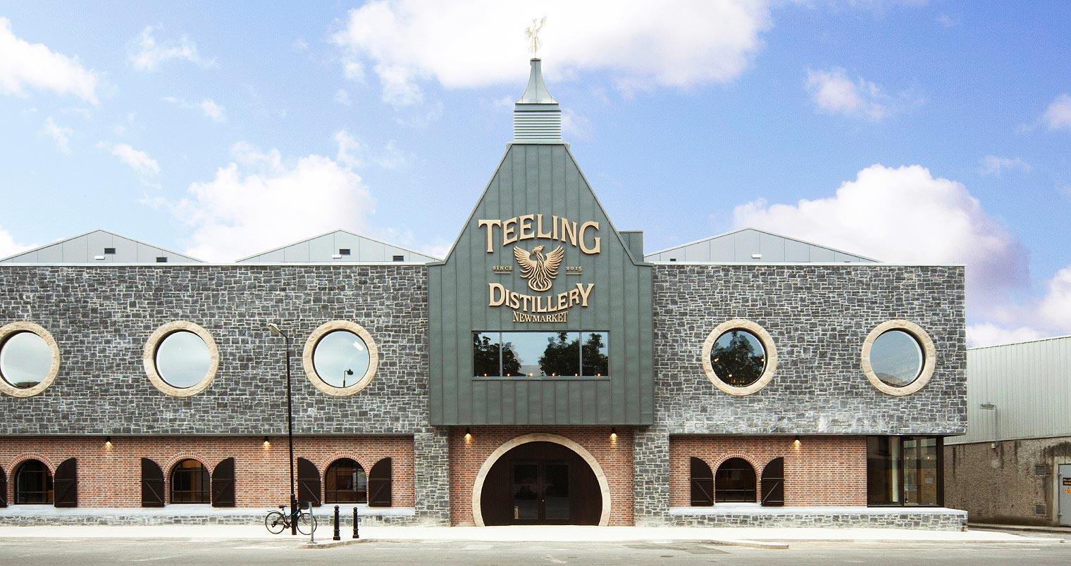 Teeling Whiskey Distillery feat