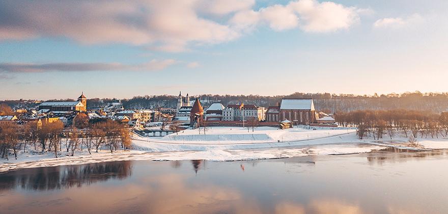 Kaunas zima