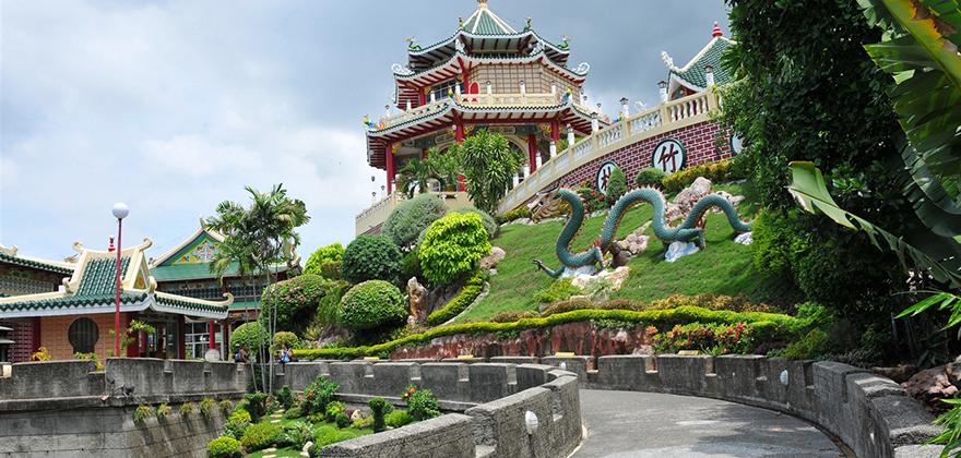 Philippines Cebu Taoist Temple
