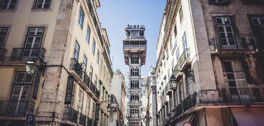 lissabon lift