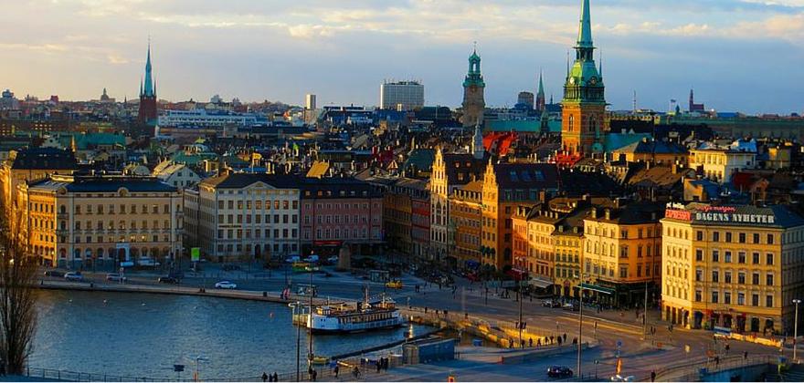 Стокгольм Рига Копенгаген Вильнюс