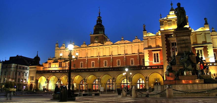 Тур выходного дня Краков - Величка с проживанием в отеле 4* от 96 руб.*/4 дня