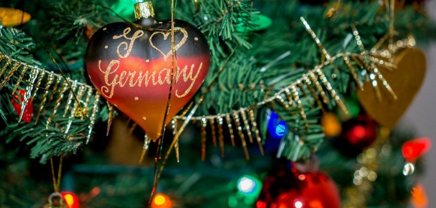 Рождественское путешествие в Германию