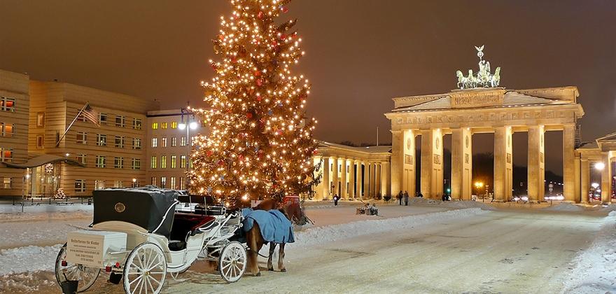 Новогодний тур в Германию с проживанием в отеле Best Western Leverkusen 4*