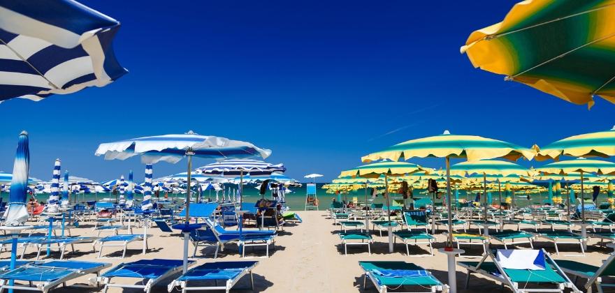 Италия. Отдых на море в Римини и экскурсии
