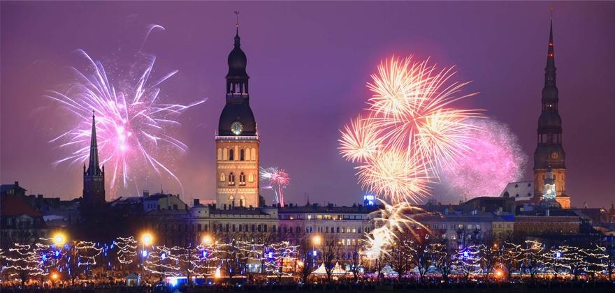 Новый год в Риге в отеле Radisson Blu Daugava 4*