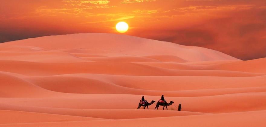 Марокко-Испания-Андалусия