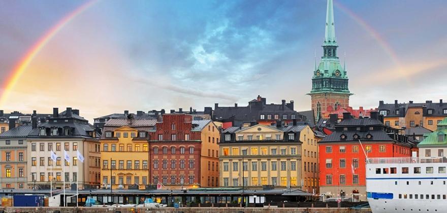Морской круиз Таллин-Стокгольм-Рига