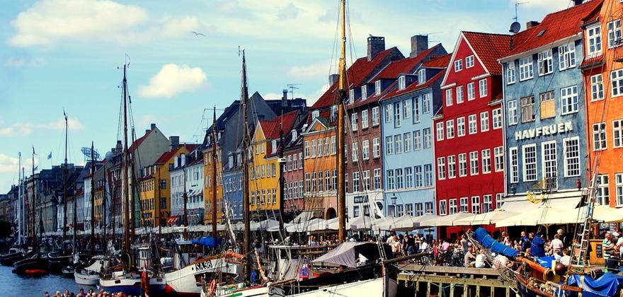 Дания + экскурсии по Риге, Стокгольму, Копенгагену, Вильнюсу