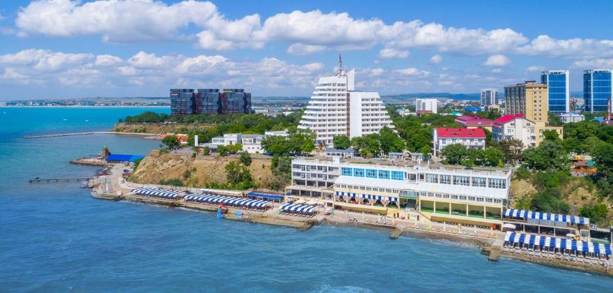 Анапа.Отдых на курортах Черноморского побережья
