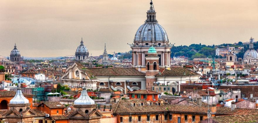 Итальянские каникулы с посещением Праги