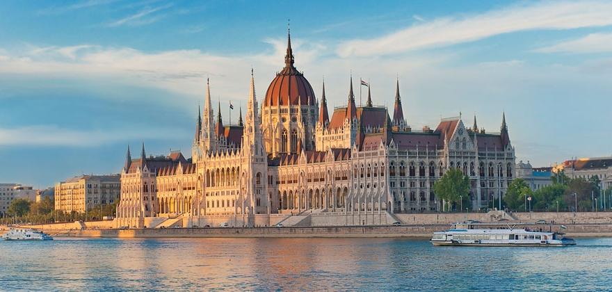 Варшава-Прага-Вена-Будапешт