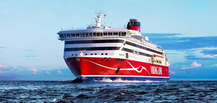 Морской круиз Таллин-Хельсинки-Стокгольм