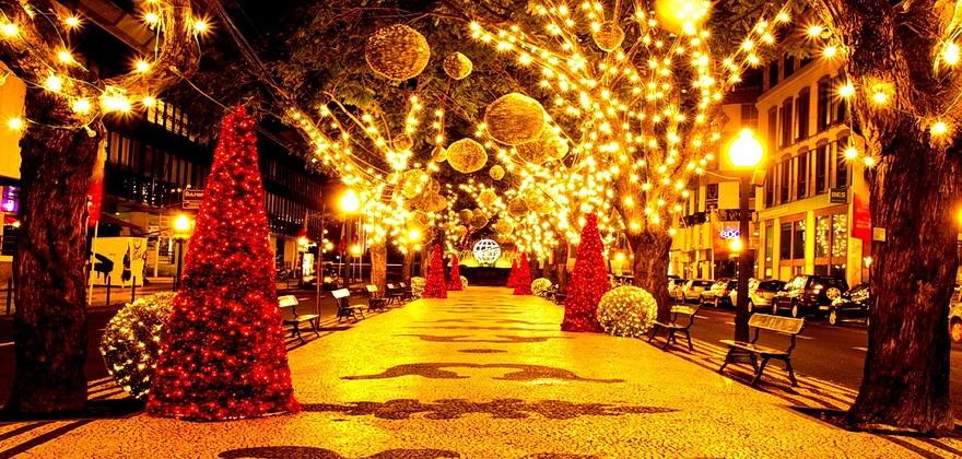 Рождественский тур по трем Прибалтийским столицам!